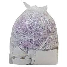 Clear bin bags